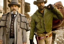 Jamie Foxx e Christopher Waltz in Django Unchained