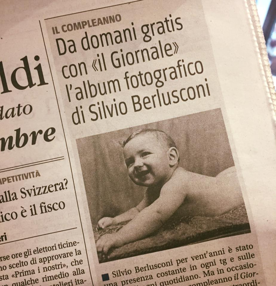 berlusconi vita privata
